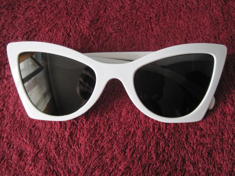 16 ультрамодные солнцезащитные очки кошачий глаз