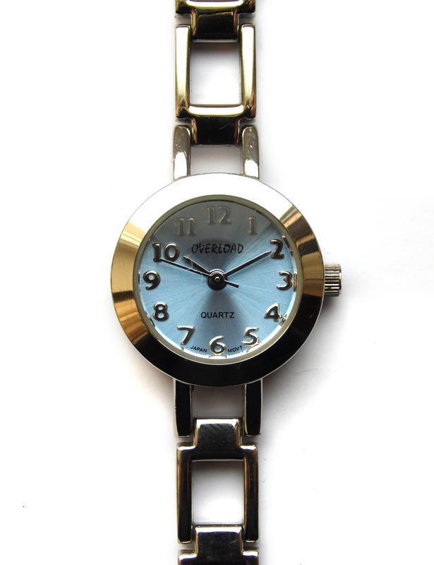 Overload женские часы из сша с витрины механизм japan miyota