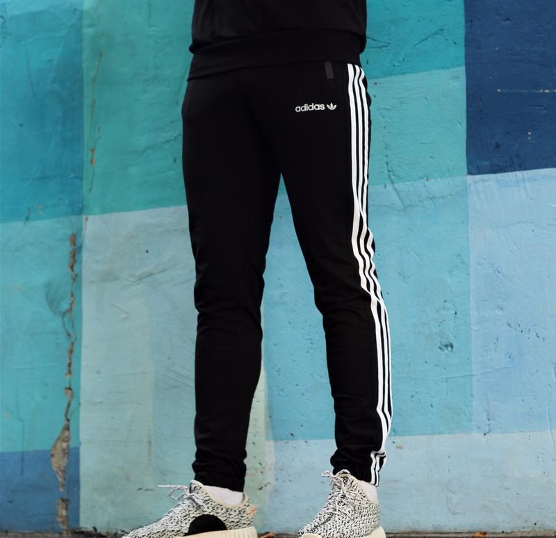 Штаны adidas утеплённые