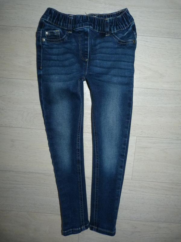 Скинни, джинсы next 7 лет