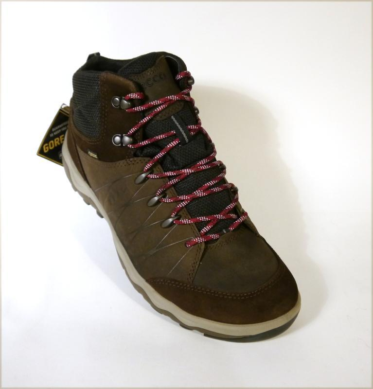28.5 ecco ulterra gore-tex мужские ботинки с мембраной оригина...