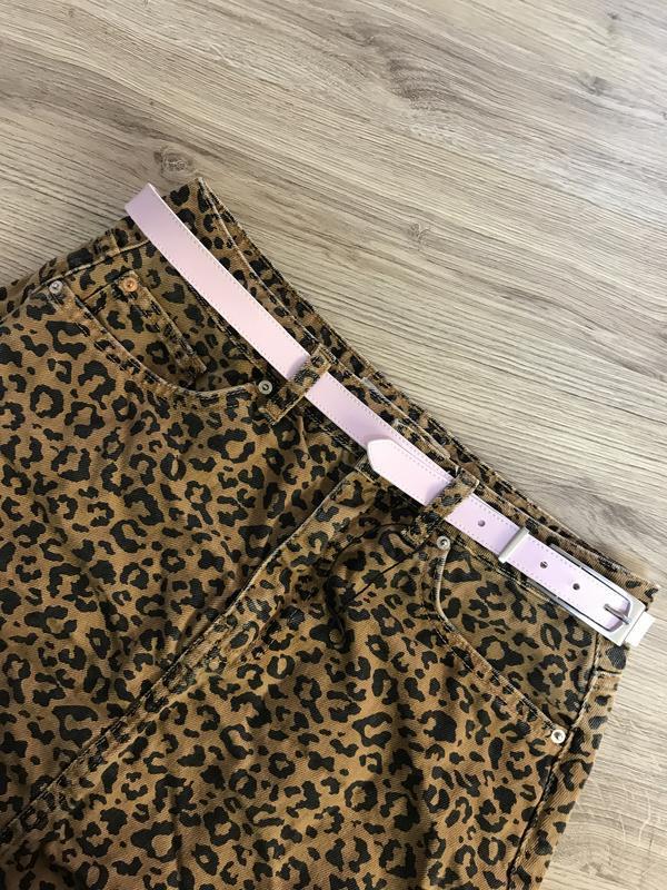 Спідниця джинсовая мини юбка тренд лета