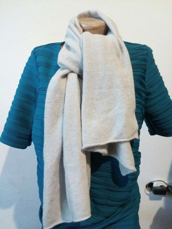 Практичный шарф