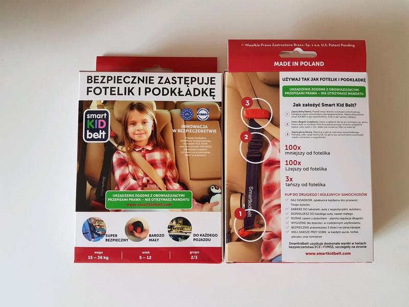 Smart Kid Belt ремінь для заміни автомобільного крісла