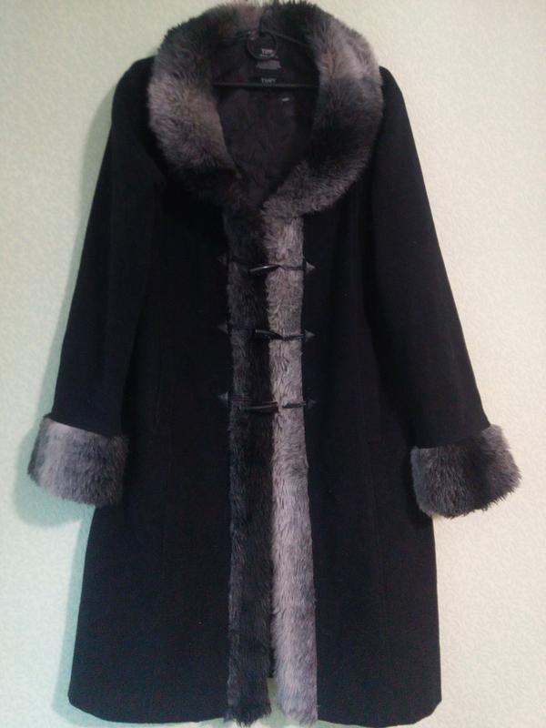 Демисезонное пальто 48-50,14-16 uk,evr 42-44