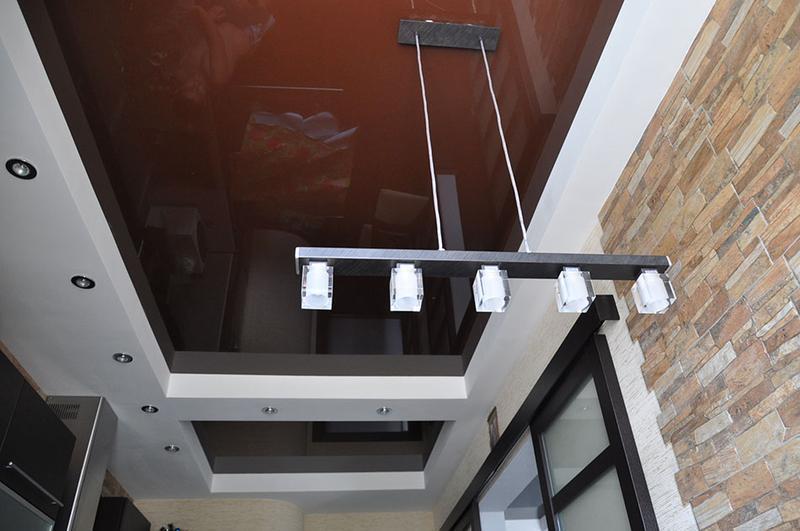 Натяжные потолки, безщелевая система - Фото 2