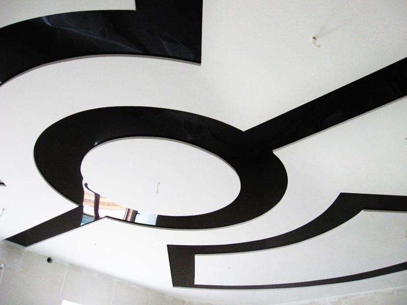 Натяжные потолки, безщелевая система - Фото 4