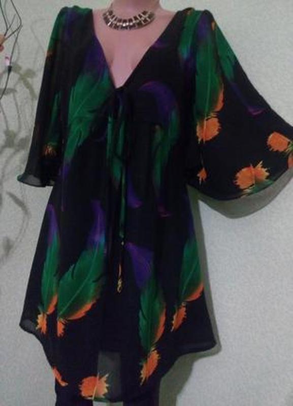 Обворожительное платье туника 48-50