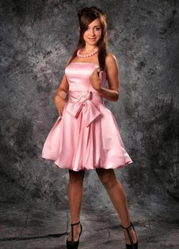 Вечернее выпуское платье s
