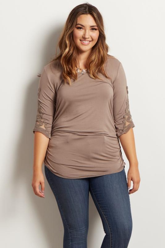 Шикарная трикотажная блуза туника большого размера 56-58-60