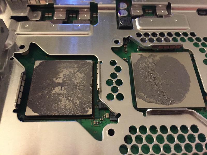 Замена термопасты в консолях/приставках PS 4 / Playstation 4 в... - Фото 3