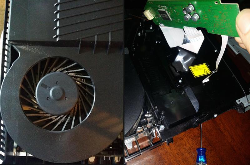 Замена термопасты в консолях/приставках PS 4 / Playstation 4 в... - Фото 4