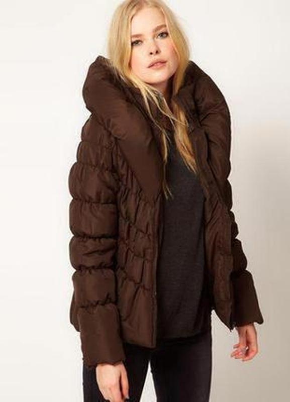 Утепленная куртка для девочки vero moda
