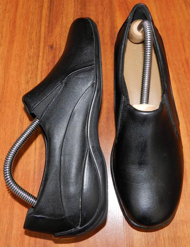 Clarks ! оригинальные, кожаные, невероятно крутые туфли на низ...