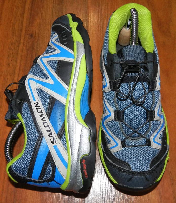 Salomon ! оригинальные, яркие, ультра легкие и удобные кроссовки