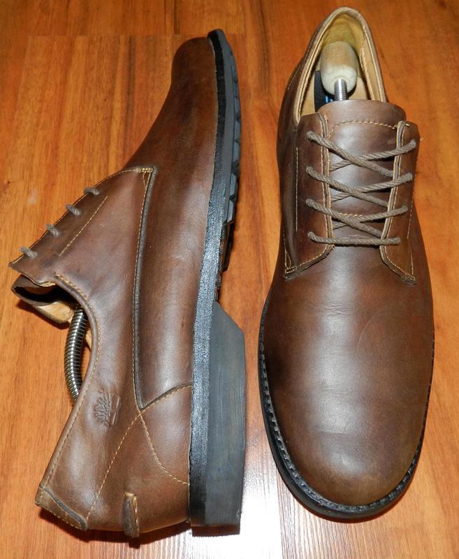 Timberland! оригинальные, кожаные, невероятно крутые туфли окс...