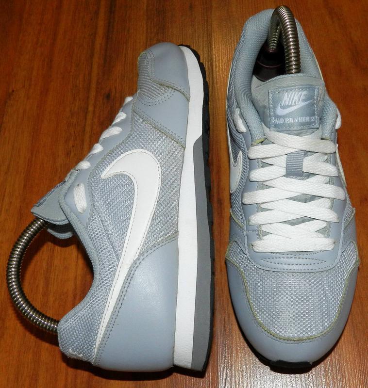 Nike md runner ! оригинальные, стильные,кожаные невероятно кру...