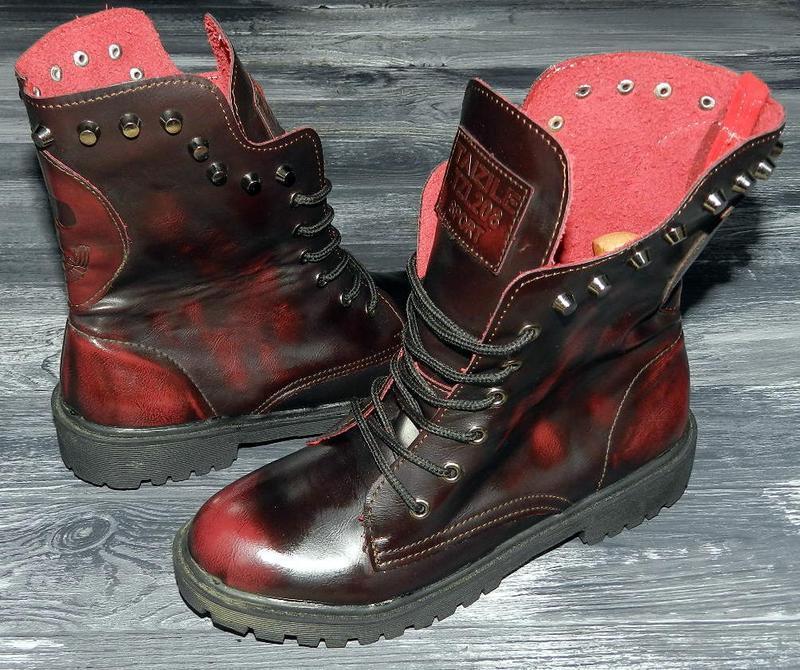 Taizile sport ! оригинальные, стильные невероятно крутые ботинки