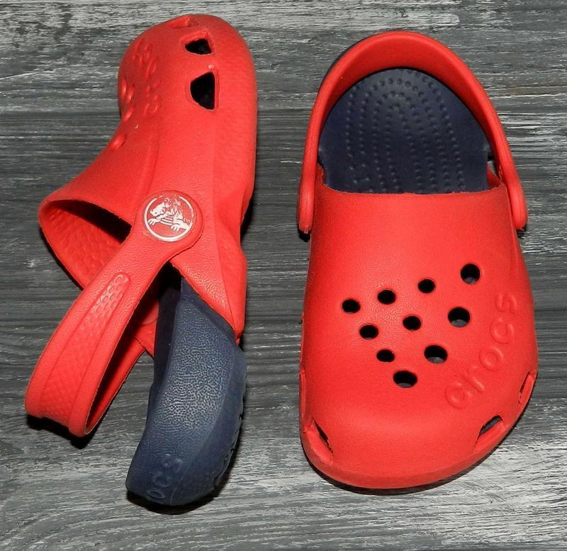 Crocs ! оригинальные босоножки-сандалии для пляжа или басейна