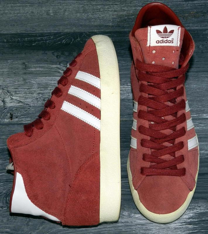 Adidas ! оригинальные, стильные, невероятно крутые кеды-кроссовки