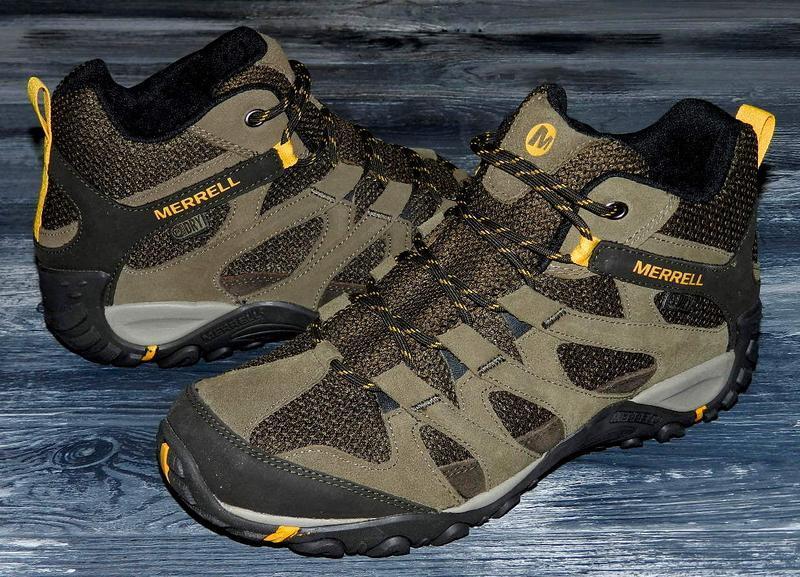 Новые! merrell ! оригинальные, кожаные, невероятно крутые ботинки - Фото 2