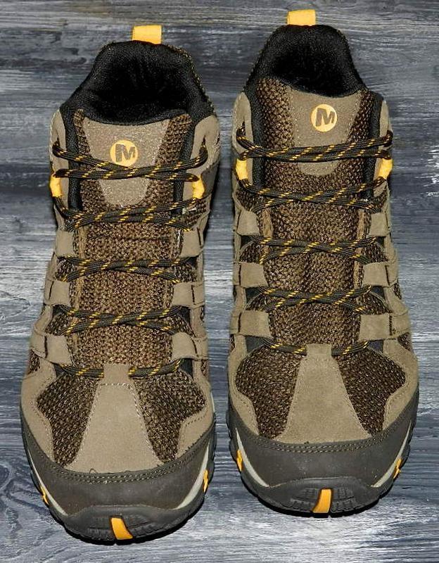 Новые! merrell ! оригинальные, кожаные, невероятно крутые ботинки - Фото 3