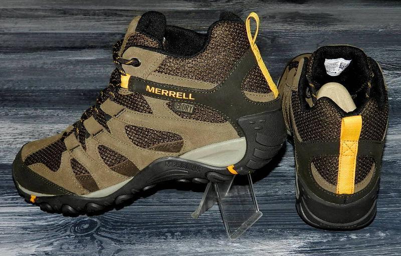 Новые! merrell ! оригинальные, кожаные, невероятно крутые ботинки - Фото 6
