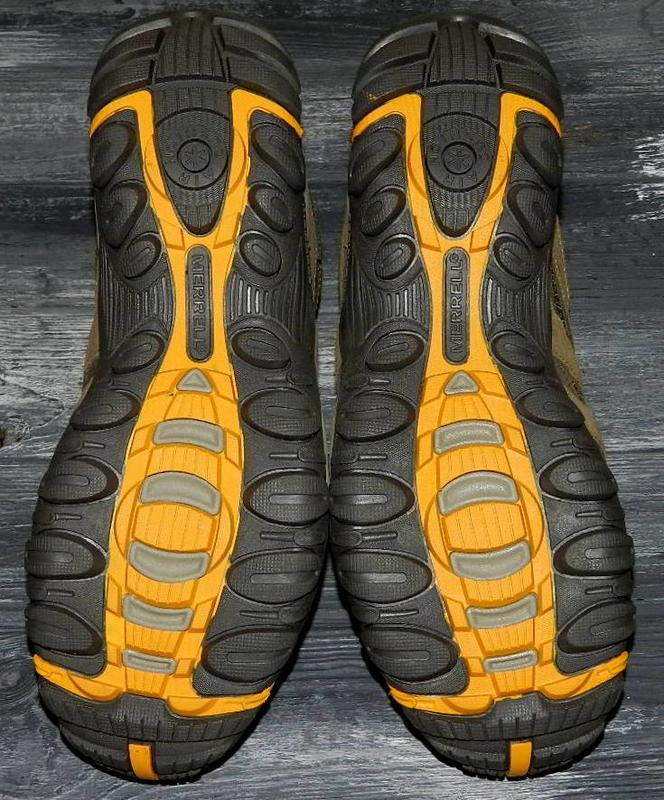 Новые! merrell ! оригинальные, кожаные, невероятно крутые ботинки - Фото 7