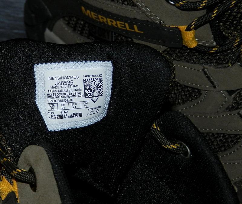 Новые! merrell ! оригинальные, кожаные, невероятно крутые ботинки - Фото 8