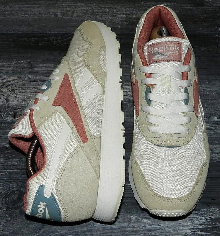 Reebok rapide ! оригинальные, кожаные невероятно крутые кроссовки