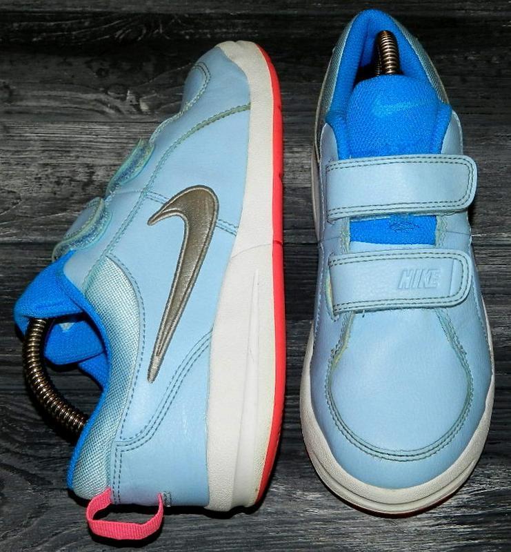 Nike pico ! оригинальные, кожаные невероятно крутые кроссовки