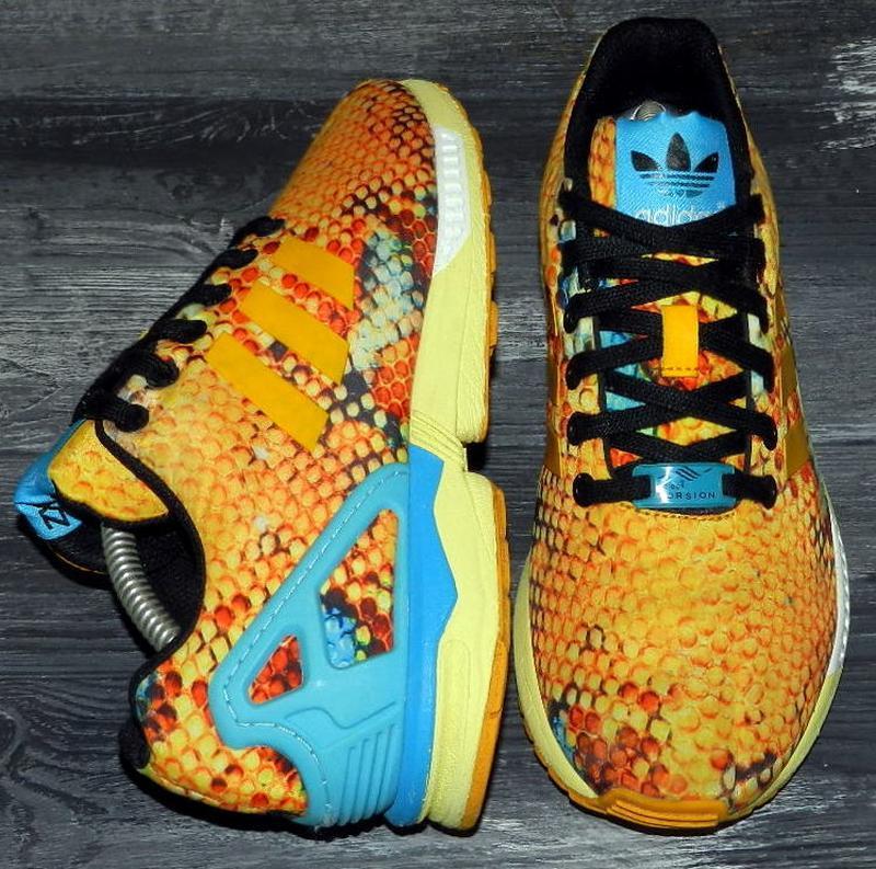 Adidas zx flux ! оригинальные, стильные невероятно крутые крос...