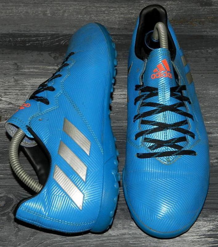 Adidas messi ! оригинальные, стильные, яркие сороконожки-футзалки