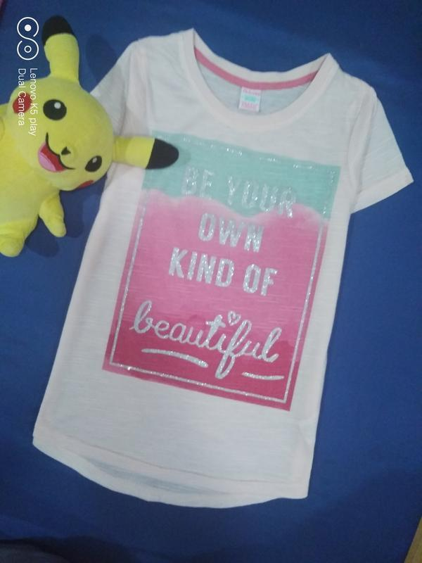 Нежная футболочка  стройной девочке 134-140-x-mail-