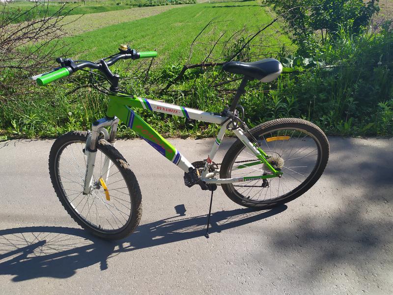 Велосипед (Formula Dynamite)