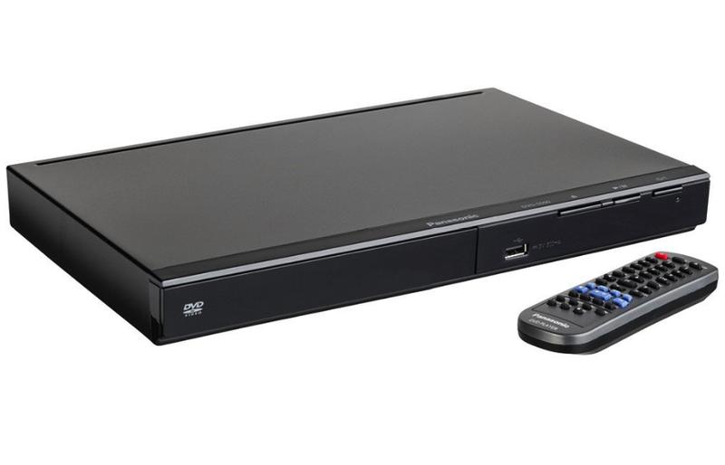 DVD плейер Panasonic DVD-S500 (110 вольт амерканец)