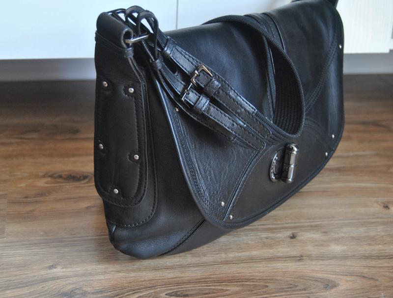 Кожаная сумка billy bag london / шкіряна сумка