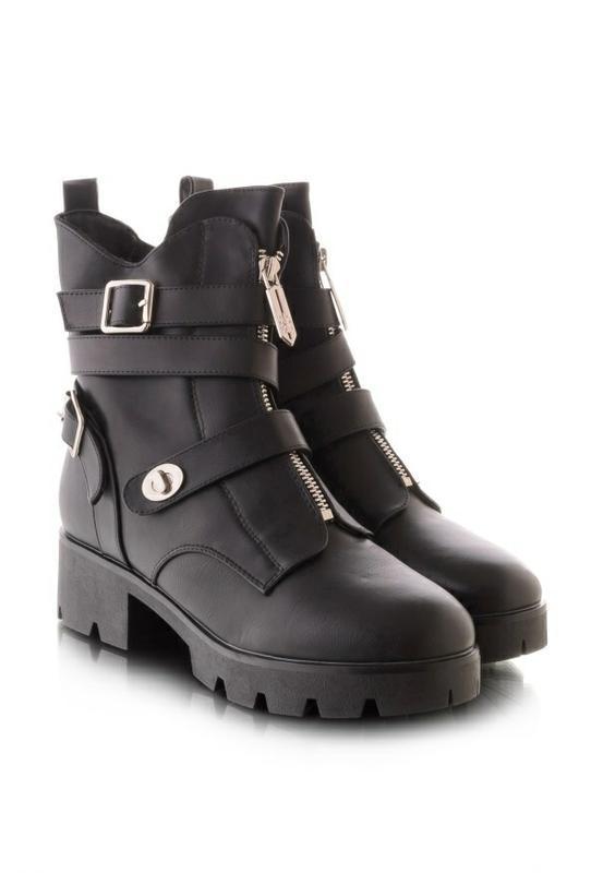 Крутые зимние ботинки
