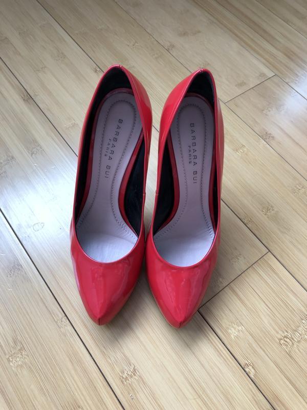 Шикарные туфли barbara bui