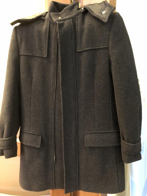 Очень тёплое пальто malip {италия}