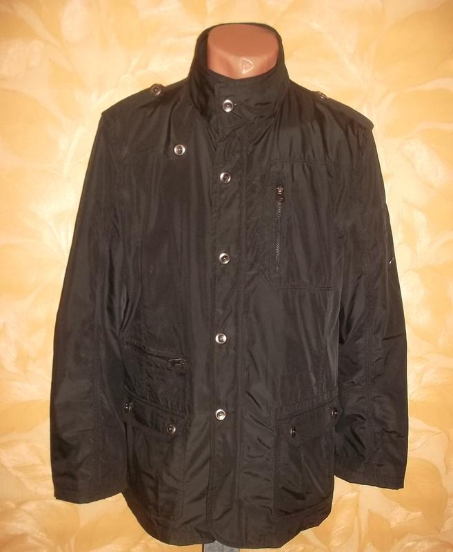 Удлиненная куртка ветровка на рост 170