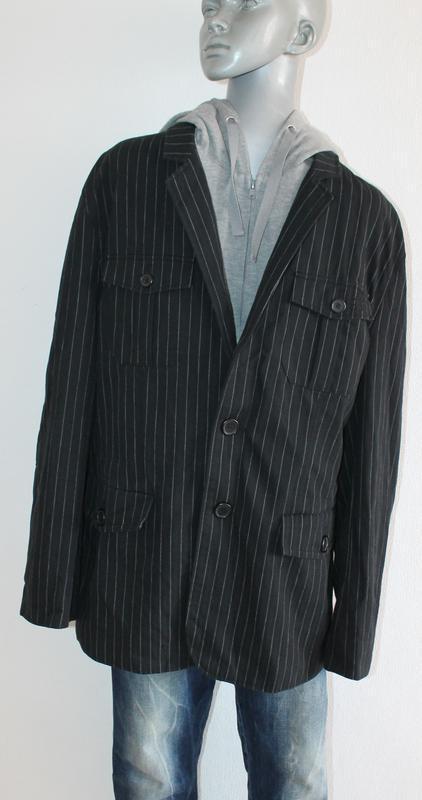Стильный пиджак с капюшоном уценка! 125грн!