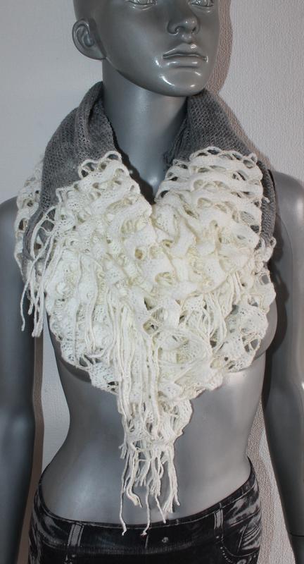 Хомутик, можно носить, как шарф скидка! 70грн.!