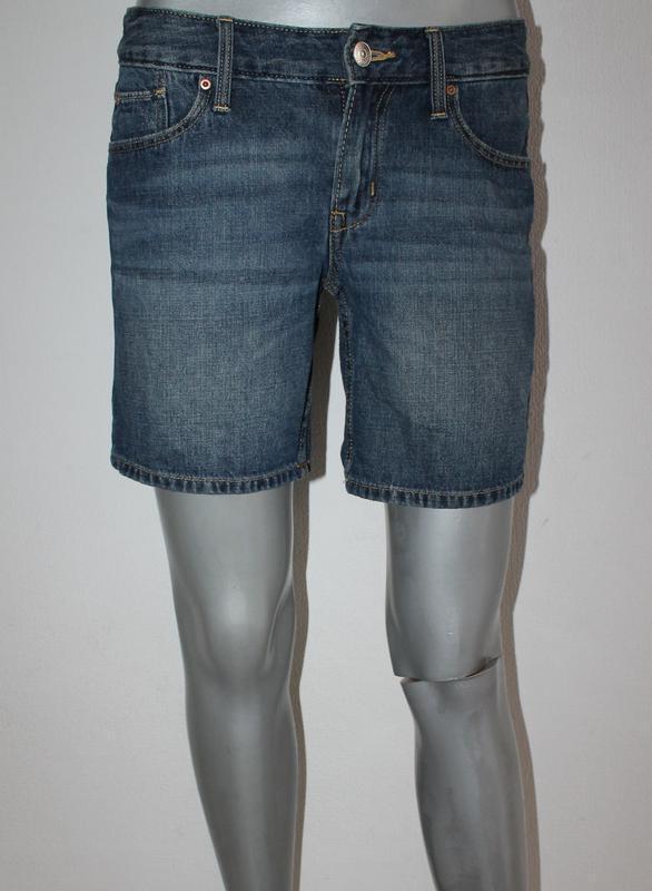 Класснючие джинсовые шортики от h&m