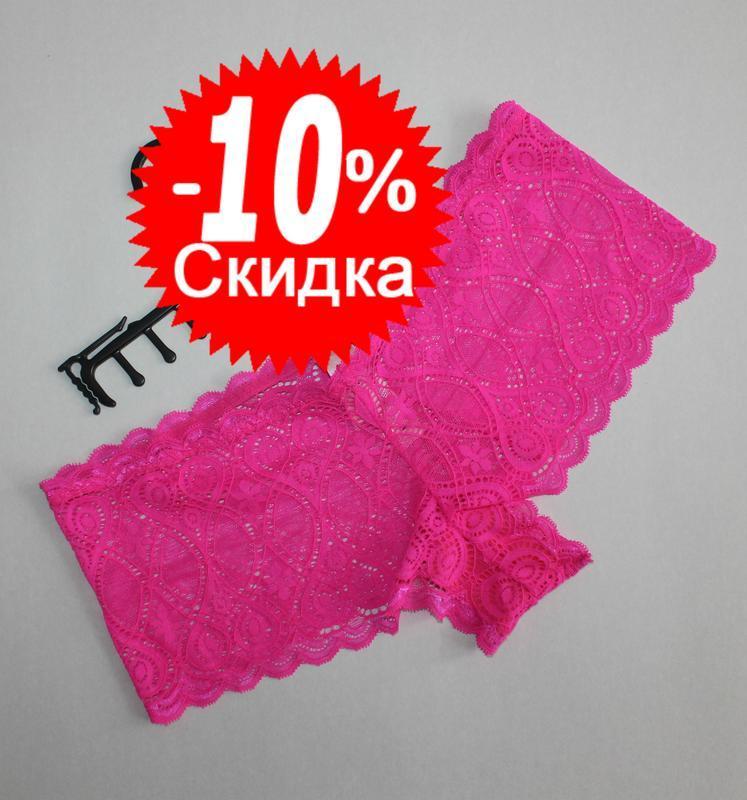 -10% на новые вещи трусики hunkemoller s m l xl женское бельё