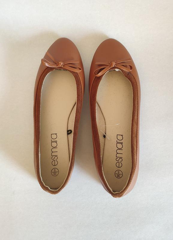 Балетки туфли на низком ходу