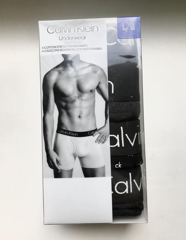 Классические боксеры Calvin Klein  оригинал