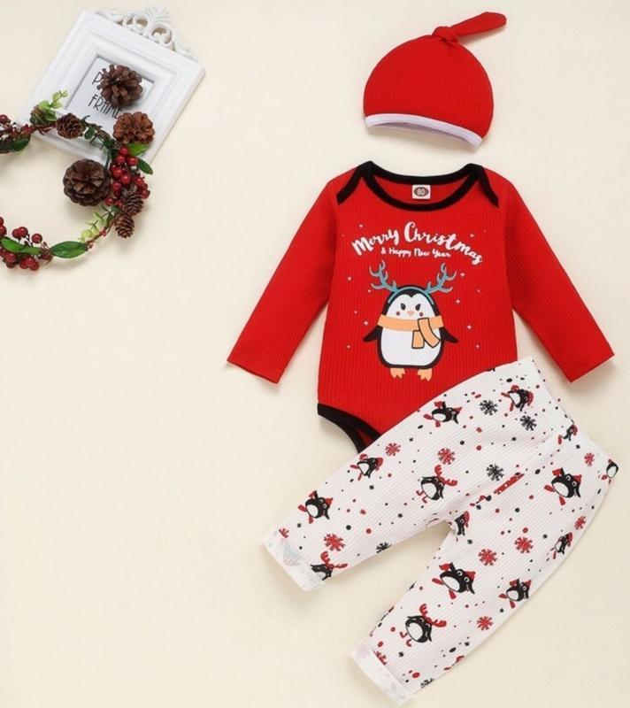 Суперовый новогодний костюм для малышей