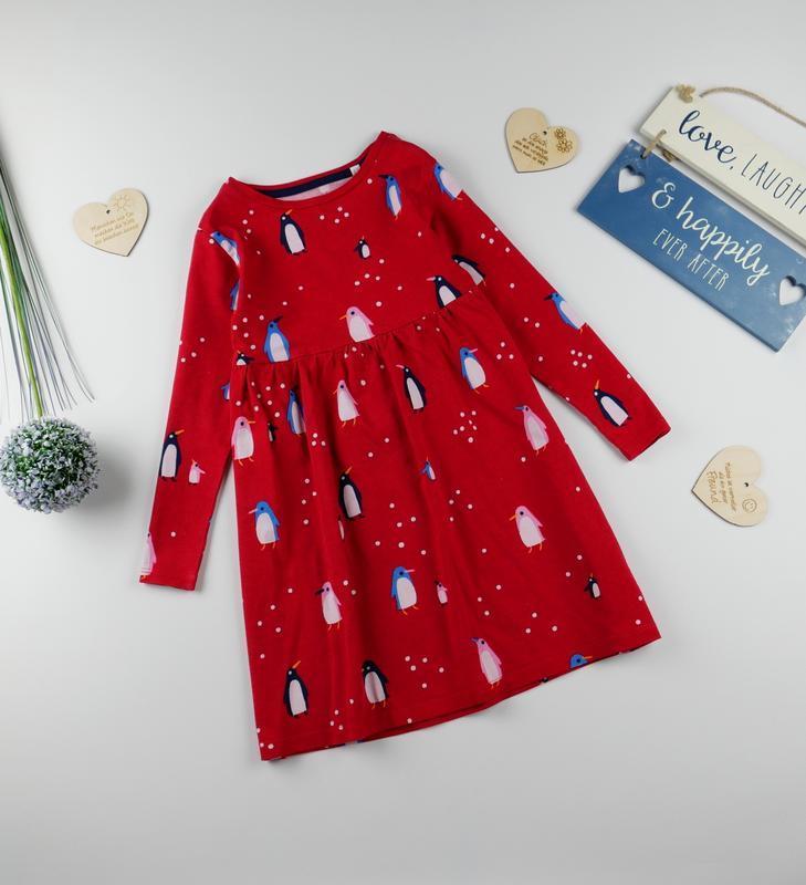 Платье bluezoo на 5-6 лет, рост 110-116 см
