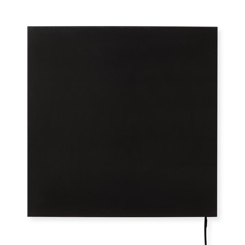 ПАНЕЛЬ КЕРАМИЧЕСКАЯ 450Р с программатором (чёрный)